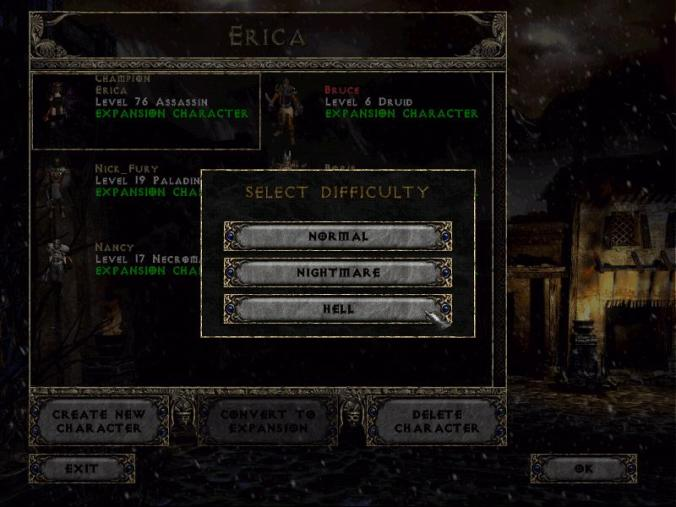 diablo_2_difficulty_options