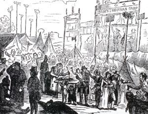 Donnybrook Fair 1835