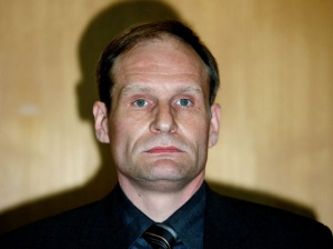 Armin Meiwes, the Cannibal of Rotenburg.