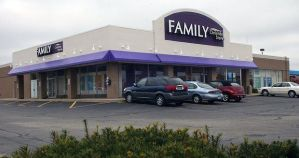 A Family Christian Store at 3150 Alpine Ave. N.W. is shown in this file photo. (File photo | Mlive Media Group)