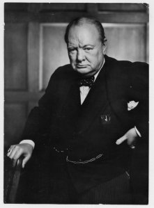 Description=The Yousuf Karsh photograph of Winston Churchill, taken in December 1941. Description=LondonTerroristsAttacks2005 Description=Used in the Undefeated Supplement 10.07.2005