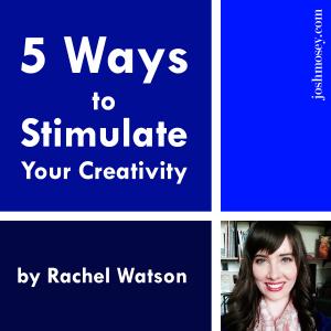 5 Ways by Rachel Watson